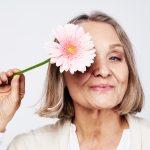 Skóra kobiety w okresie menopauzy