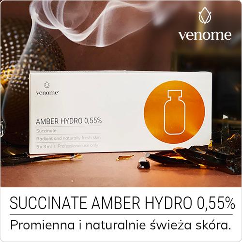 venome amber hydro 500x500