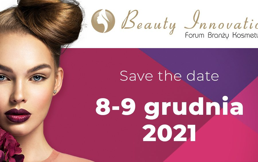 Beauty Innovations 2021 ONLINE – 8/9 grudnia