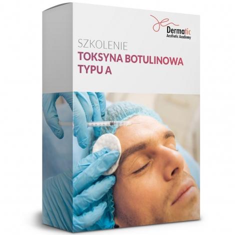 Szkolenie podstawowe z toksyną botulinową typu A