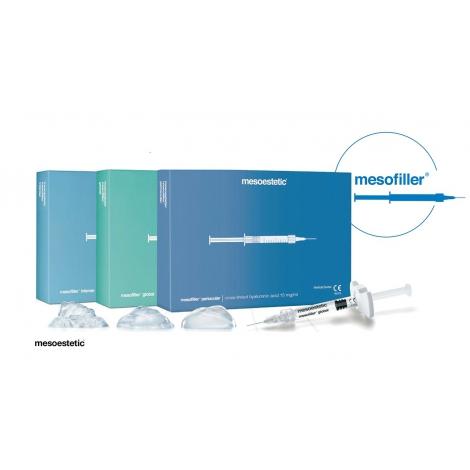 Mesofiller PERIOCULAR 1x1ml  gama mesofiller wypełniacze mesoestetic
