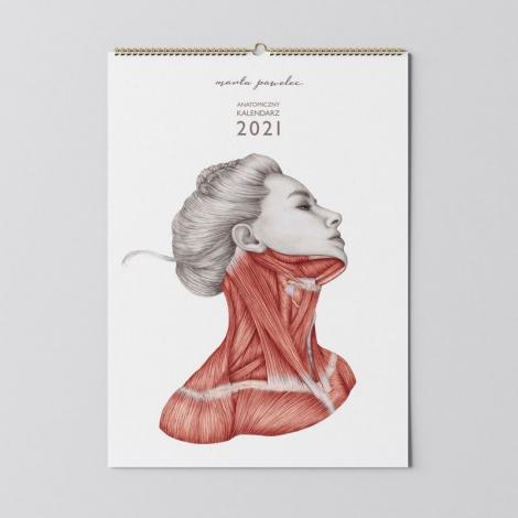 Kalendarz Anatomiczny