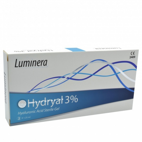 Luminera Hydryal 3% 2x1,25ml
