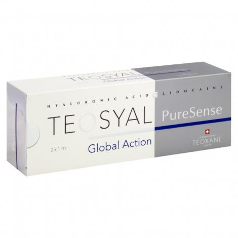 Teosyal PureSense Global Action 2x1ml