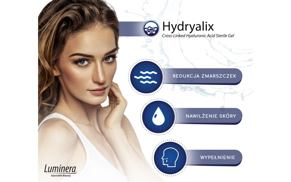 Luminera Hydralix GENTLE Lidocaine 2x1,25ml