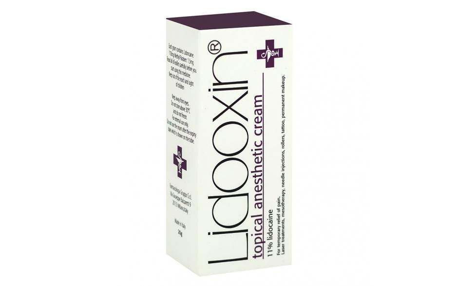 Lidooxin 20g - krem przedzabiegowy