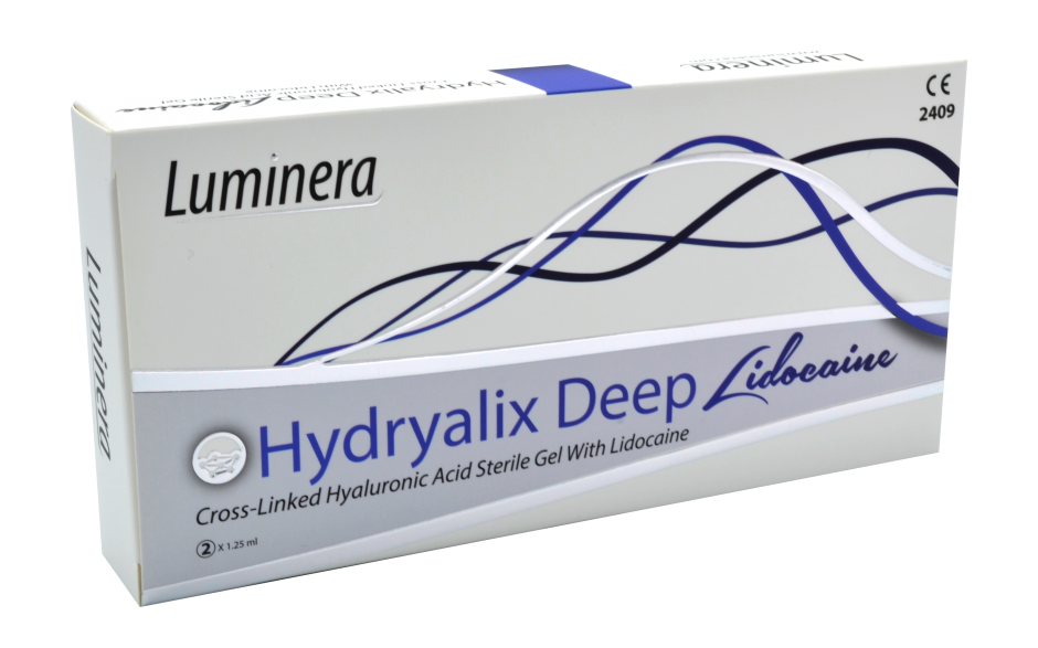 Luminera Hydralix DEEP Lidocaine 2x1,25ml