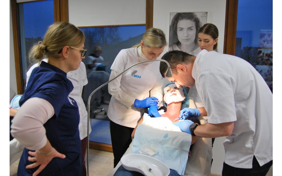 szkolenie mezoterapia igłowa