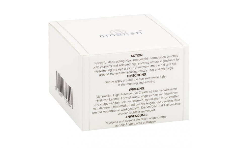 Amalian High Potency Eye Cream 15 ml