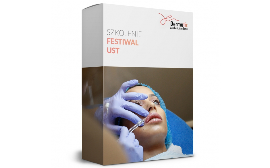 Festiwal Ust - szkolenie z technik modelowania ust z wykorzystaniem usieciowanego kwasu hialuronowego