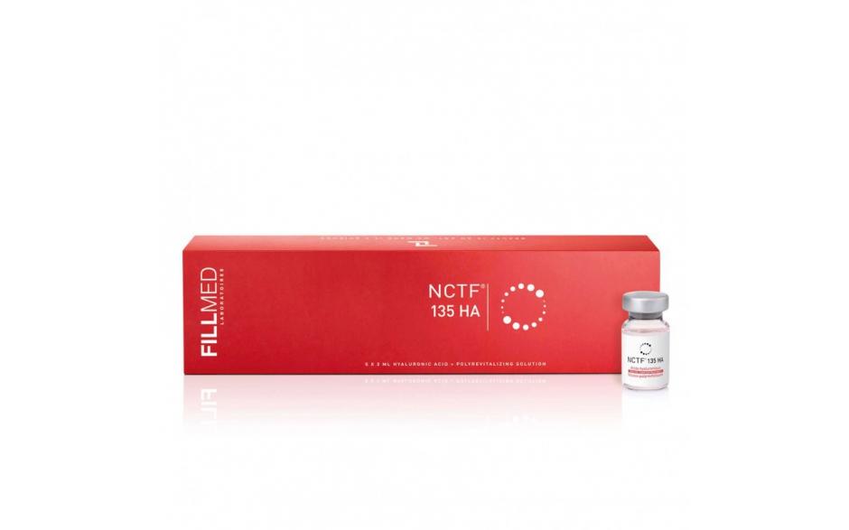 Filorga NCTF 135 HA CE 3ml, mezokoktajl, mezoterapia igłowa
