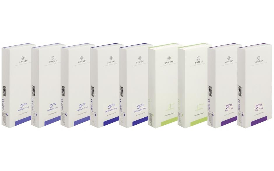 Pakiet produktów Amalian w cenie szkolenia
