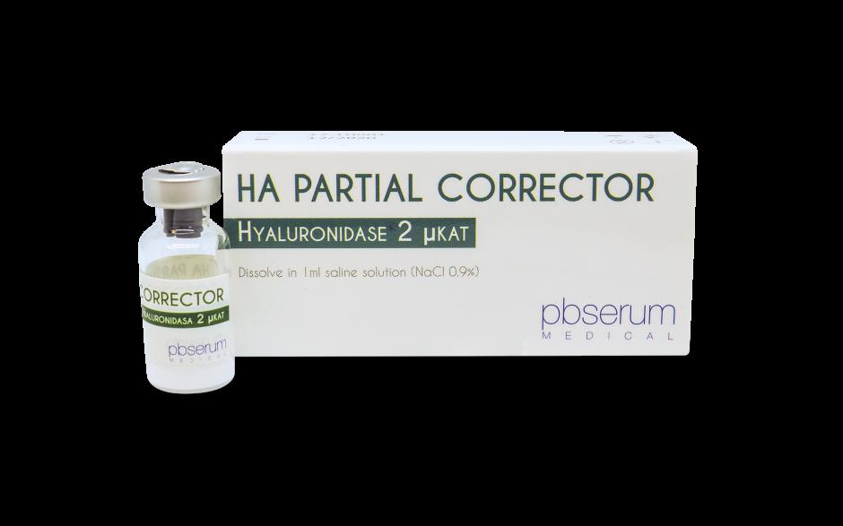 PB Serum HA PARTIAL Corrector - hialuronidaza