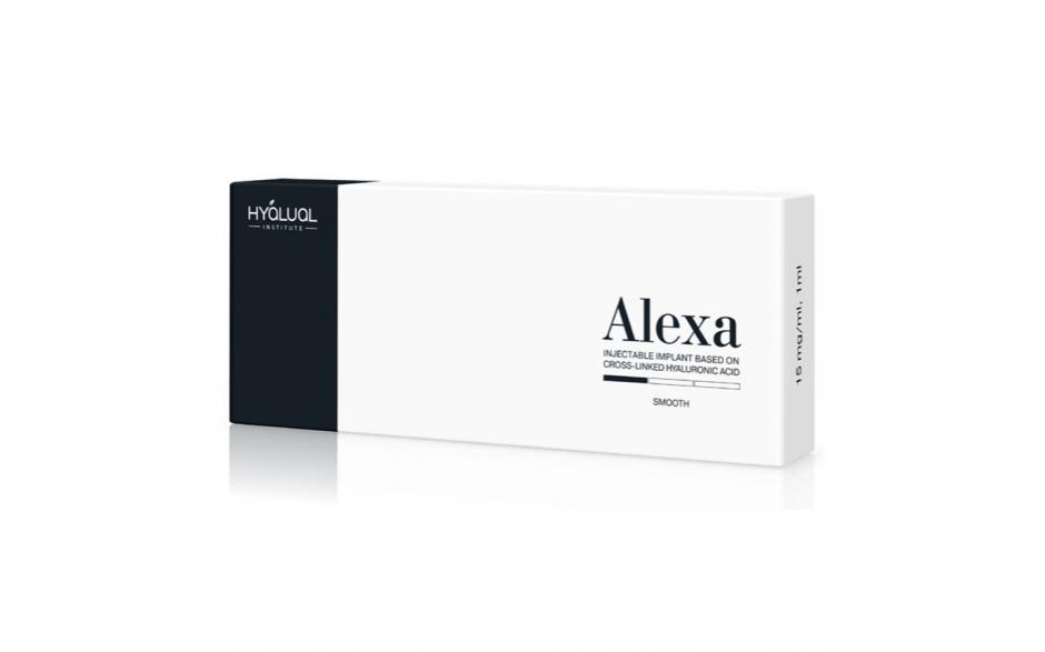 Hyalual - Alexa Smooth 1ml