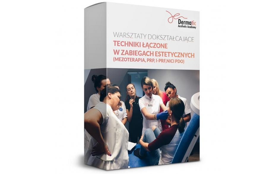 Warsztaty dokształcające - techniki łączone w zabiegach estetycznych (mezoterapia, PRP, iPRF, Nici PDO)
