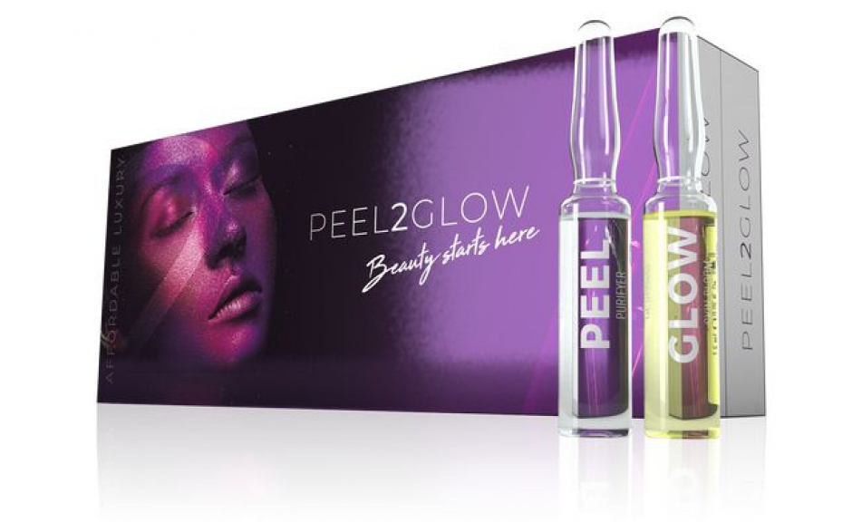 PEEL 2 GLOW Purifyer & Skin Bloom 2x1,5ml