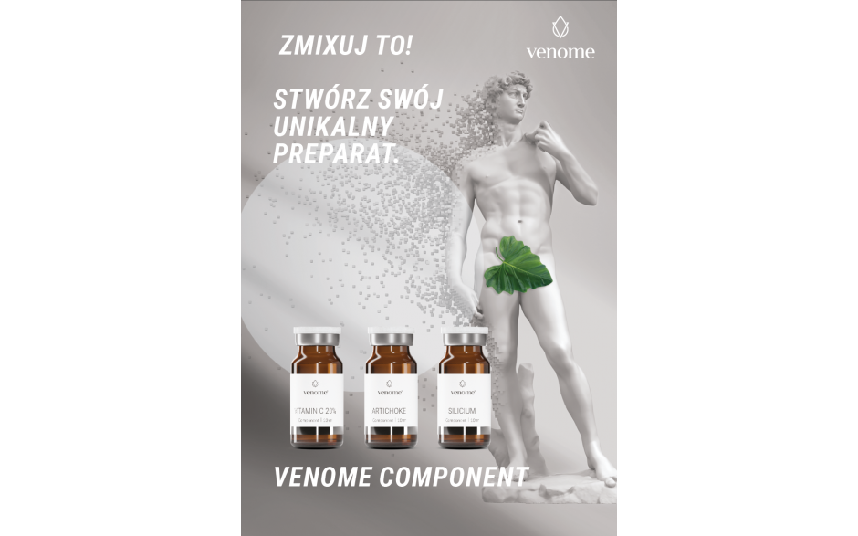 Venome SILICIUM 10 ml