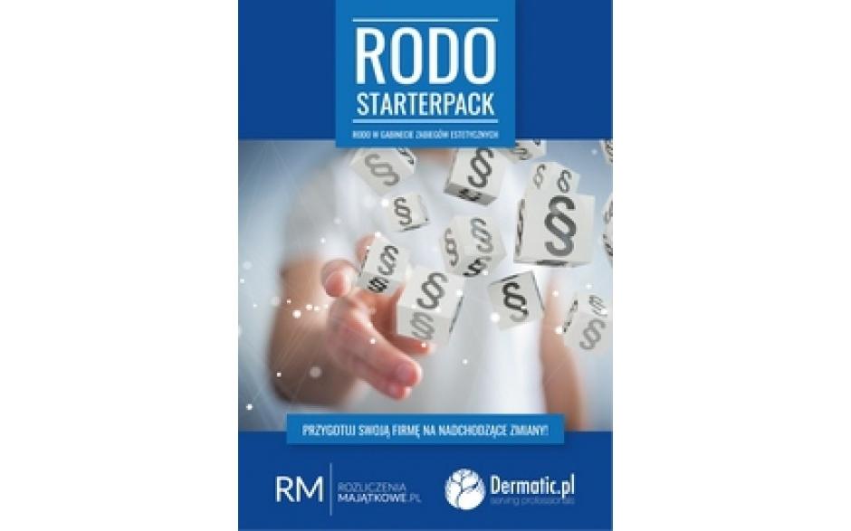 RODO Starterpack - zamów audyt Twojego gabinetu