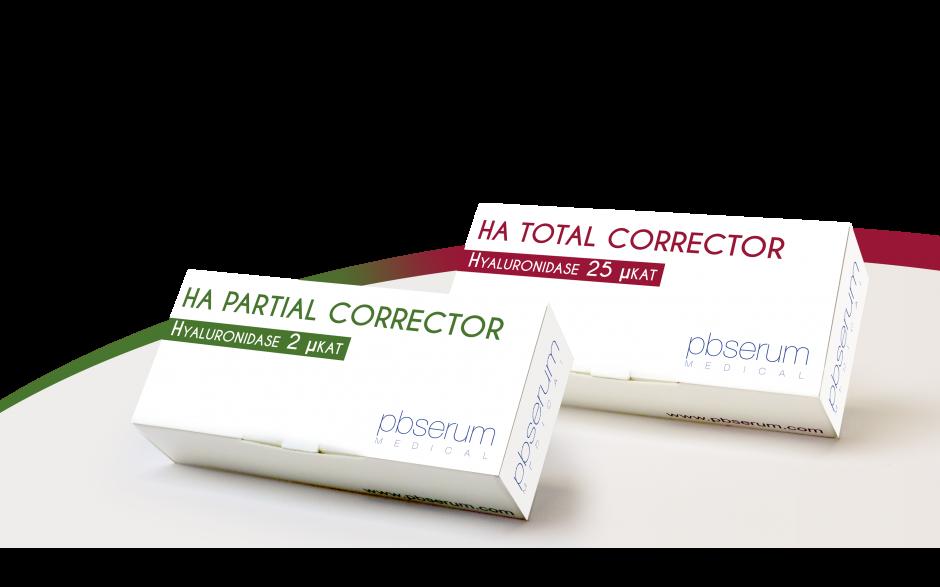 PB Serum TOTAL Corrector - hialuronidaza