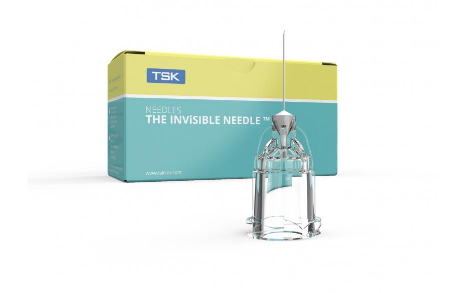TSK Igły THE INVISIBLE NEEDLE 0,2x9mm 33G, 10szt