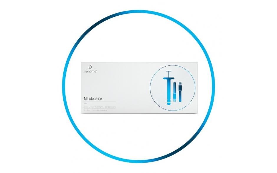 Venome M Lidocaine 2x1ml