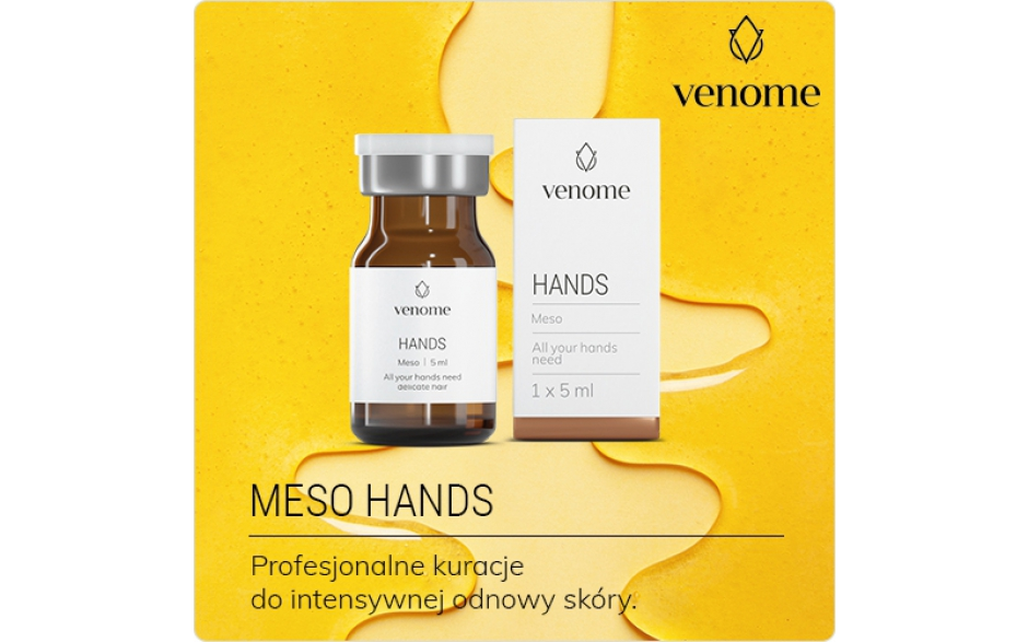 Venome Meso HANDS 5ml