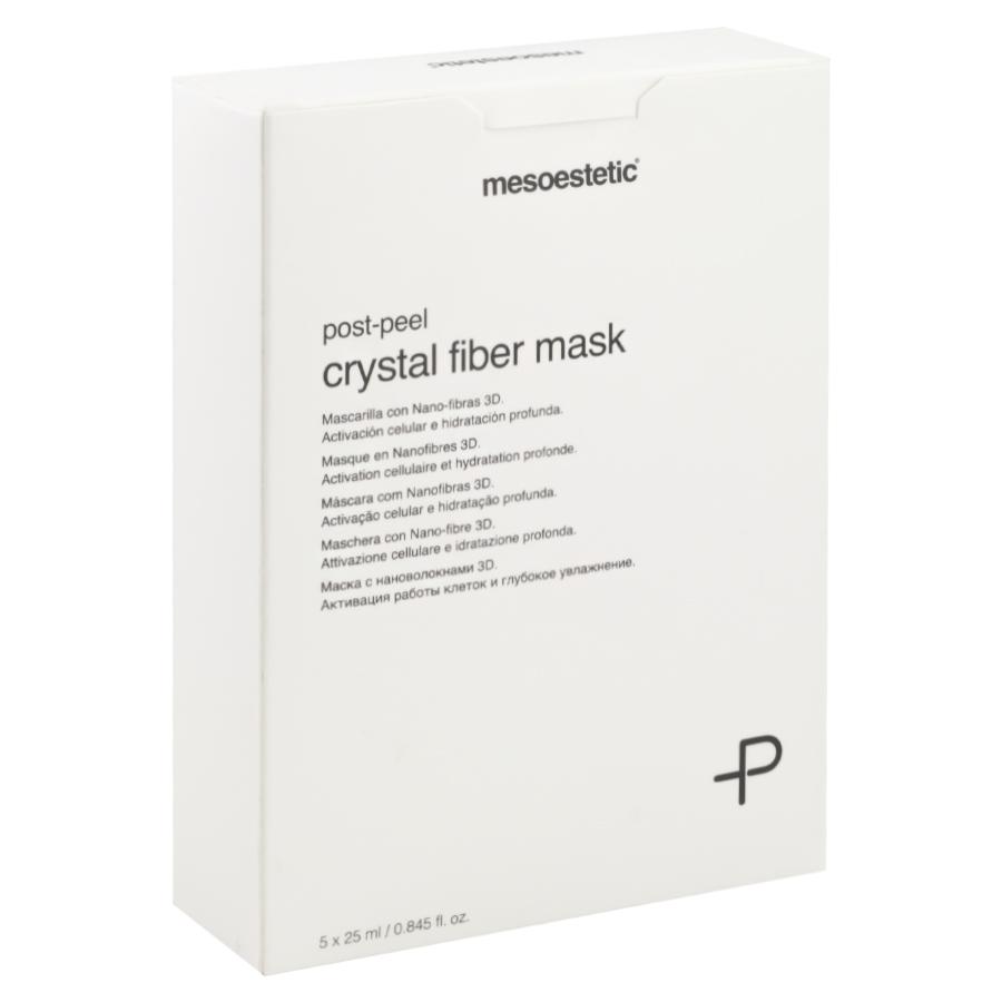 Mesoestetic Post Peel Crystal Fiber Maska