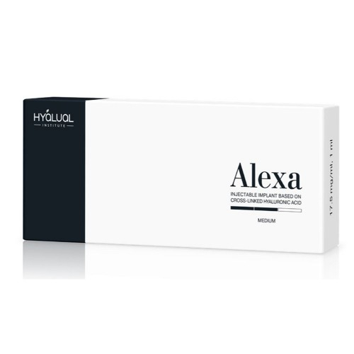 Hyalual - Alexa Medium 1ml