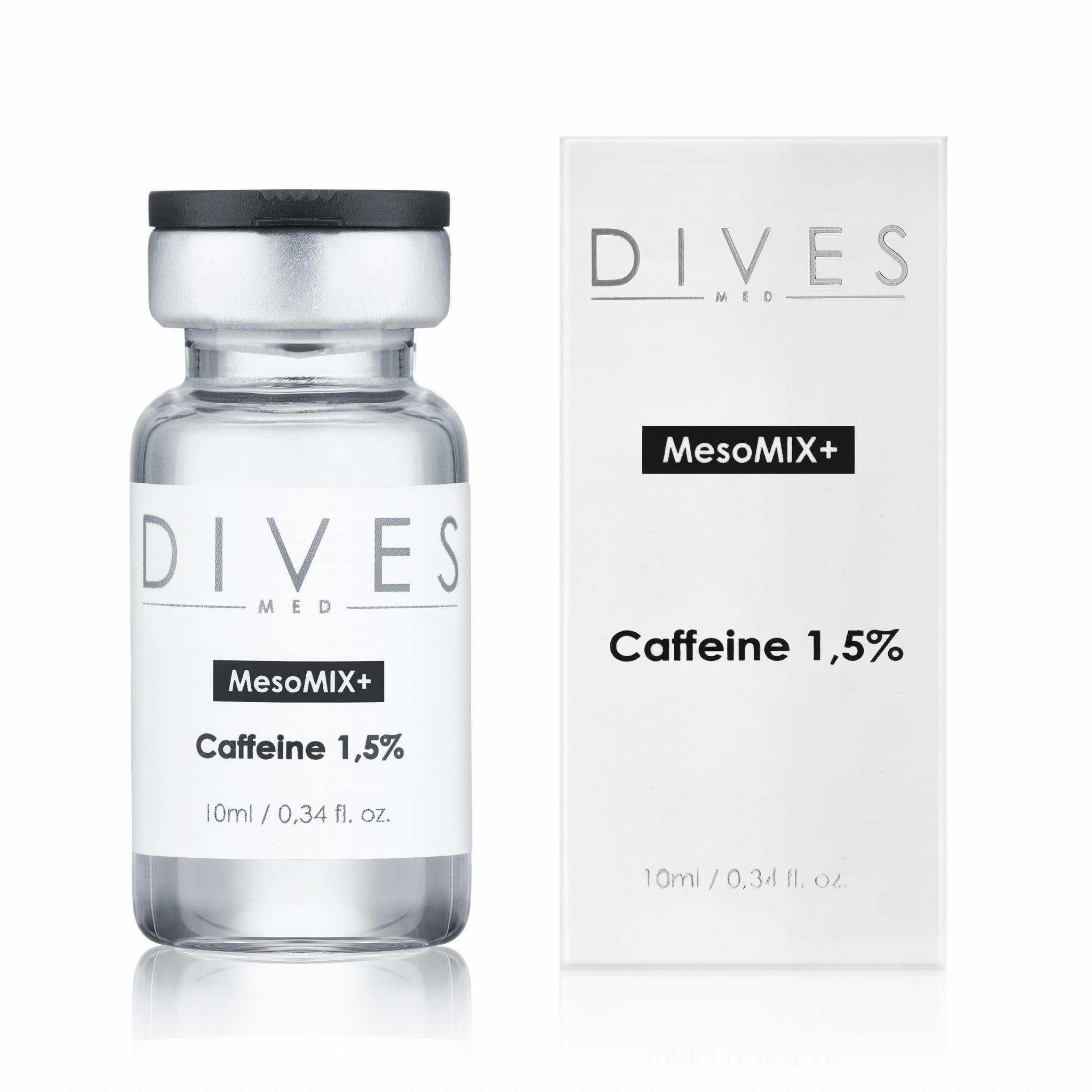 DIVES med. - Kofeina 1,5%