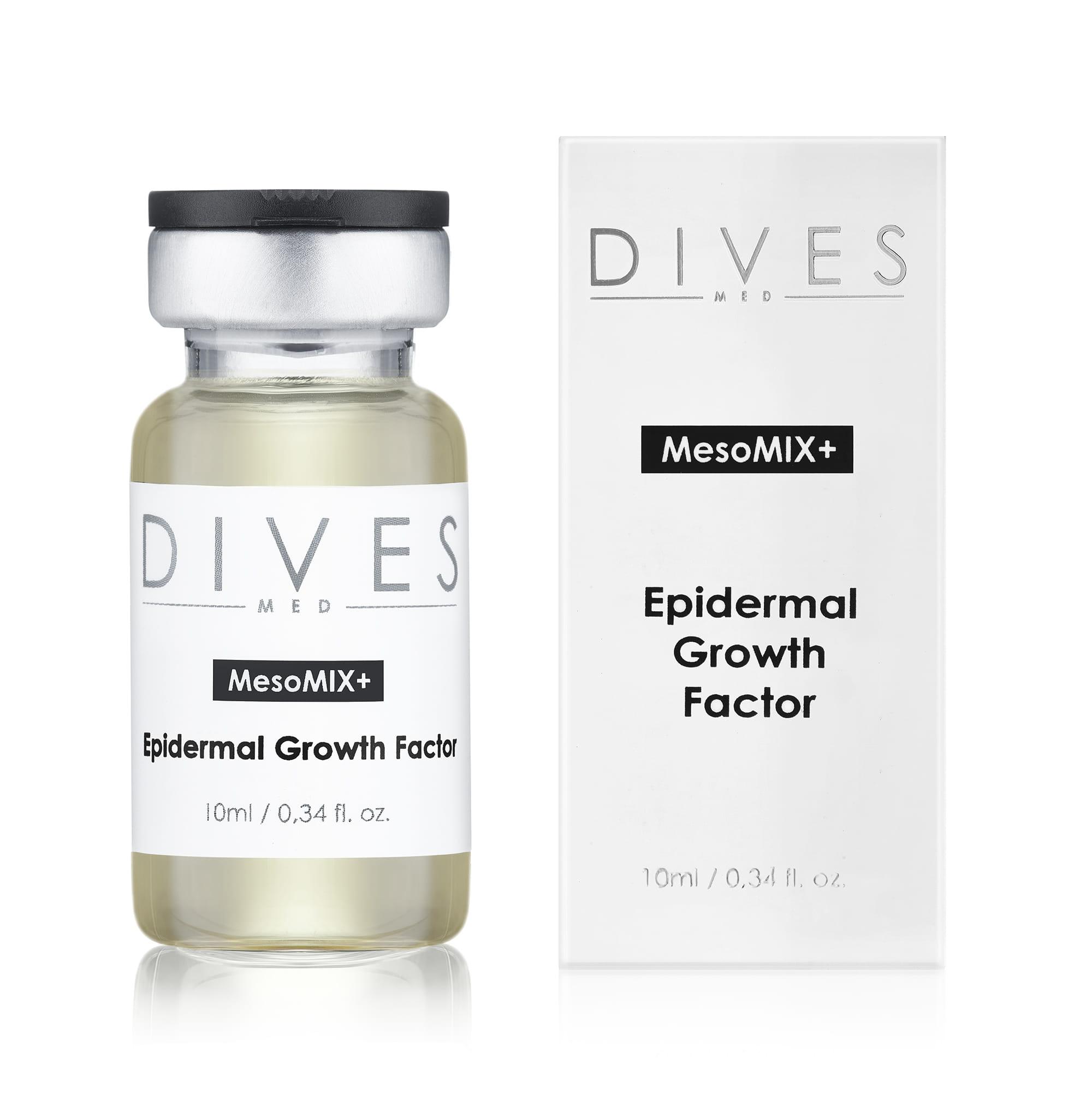 DIVES Med. Epidermal Growth Factor EGF 10ml