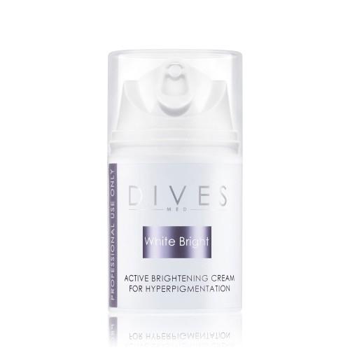 Dives med. White Bright - krem rozjaśniający koloryt skóry 50ml