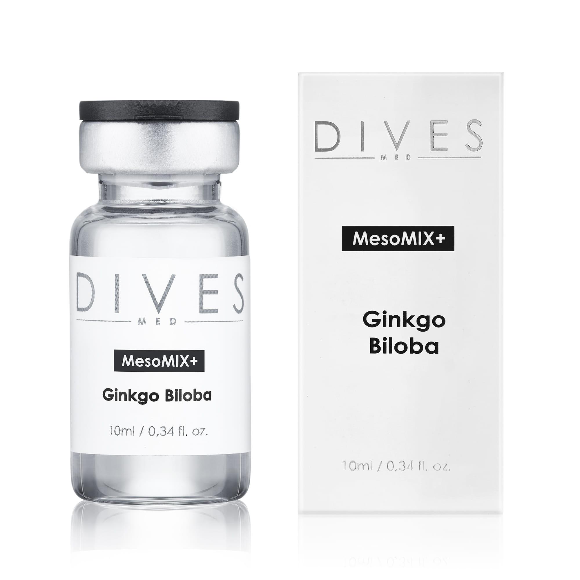 DIVES Med. Ginkgo Biloba 10ml
