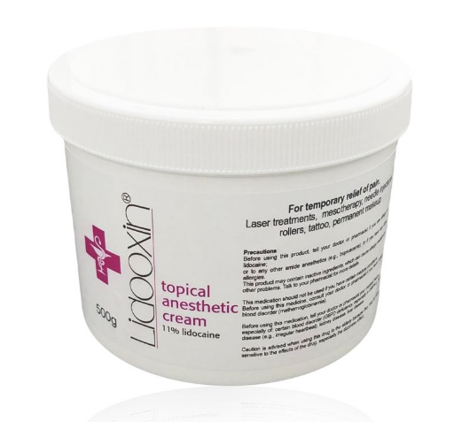 Lidooxin 500g - krem przedzabiegowy