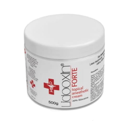 Lidooxin FORTE  500g - krem przedzabiegowy, znieczulenie