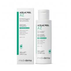 MediDerma Azelac Peel Exfoliating Gel 100ml