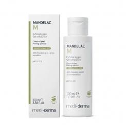 MediDerma Mandelac Exfoliating Gel 100ml