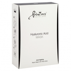 Princess Skincare HA Acid Mask 8szt