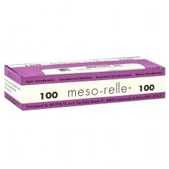 Igły Mesorelle 30G(0,30) x 12mm 10szt