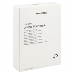 Mesoestetic Post Peel Crystal Fiber Maska