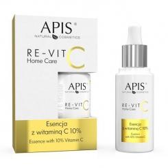 APIS RE-VIT C Home Care - Esencja z witaminą C 10% 30ml