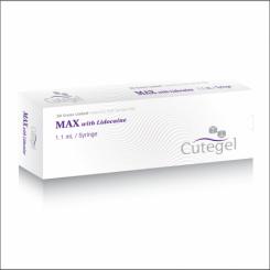 Cutegel MAX Lidocaine 1x1,1ml