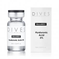 DIVES Med. Hyaluronic Acid 3% 10ml