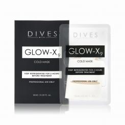 DIVES Med. Glow - X9 Cold Mask 35ml