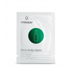 Venome Exfoliating cream saszetka 2ml