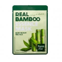 FARMSTAY Koreańska maseczka z bambusem 1szt