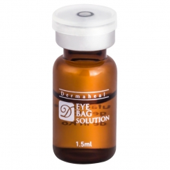 Dermaheal Eyebag Solution 1,5ml, mezokoktajl, mezoterapia igłowa