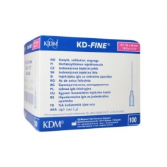 KD-FINE BLUNT igły do pobierania leków 18G 1,2 x 40 mm 100szt