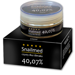 Snailmed Krem ze śluzem ślimaka do twarzy 50 ml