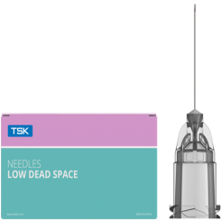 TSK Igła Low Dead Space Hub - różne rozmiary