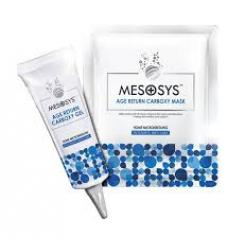 Mesosys - Maska CO2 na twarz - 4szt